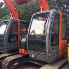 Acceptable price used hitachi zx 75 excavator for sale