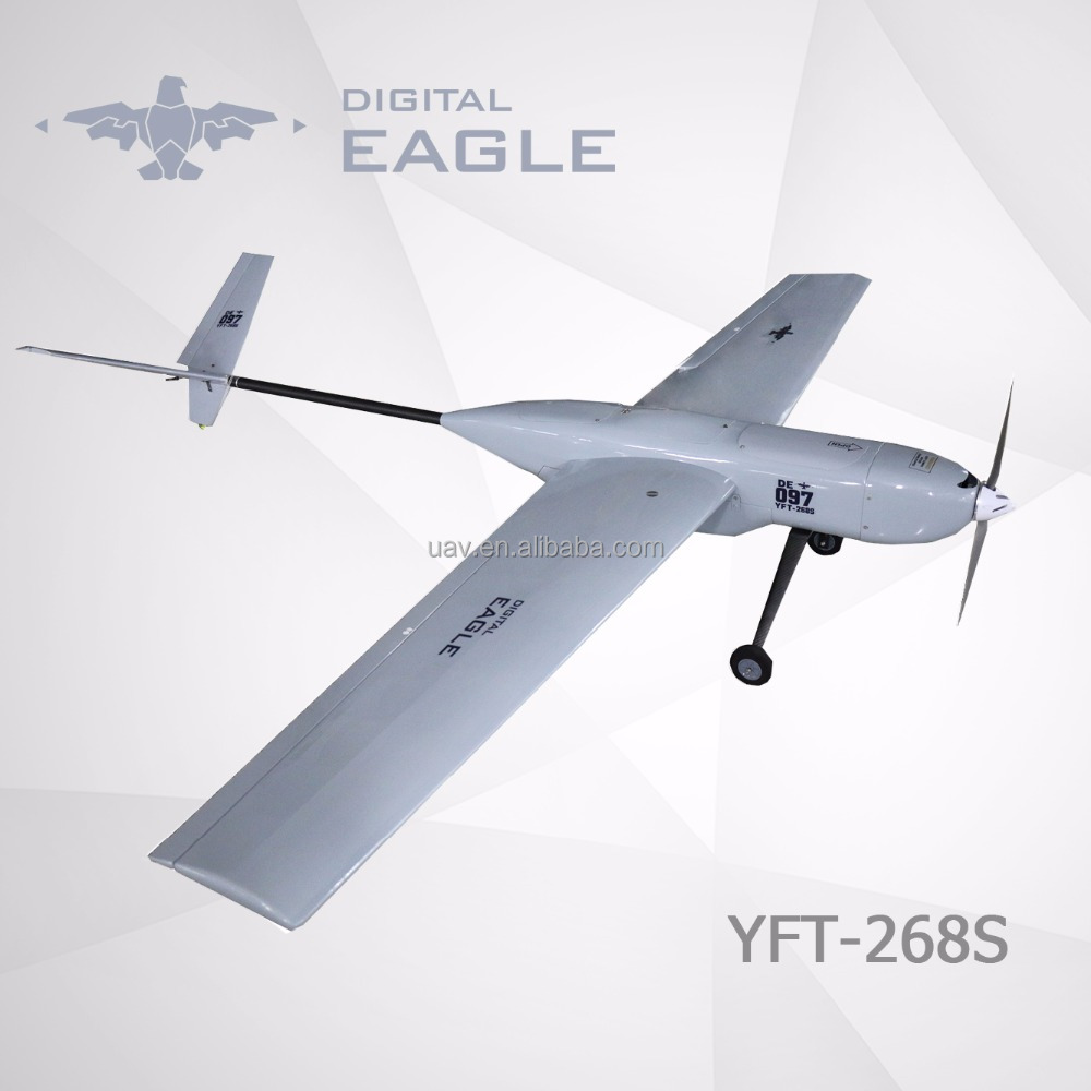 Large Mapping Drone Fixed Wing Uav For Sale