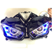 Modified motorcycle For Yamaha YZF R25 R3 LED headlight headlight assembly headlights