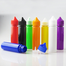 10ml 15ml 20ml 30ml 50ml 60ml 100ml 120ml Plastic droper vape bottles PET e liquid bottle