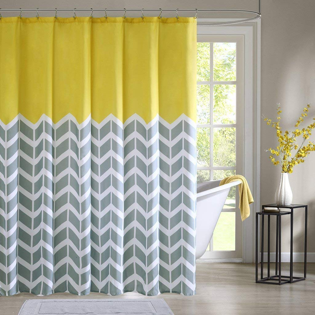 Cheap Gray And Yellow Shower Curtains Find Gray And Yellow