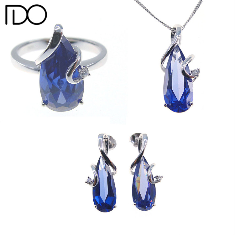 wholesale price gemstones machine aaa store product tanzanite synthetic cubic cz zirconia
