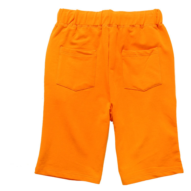 Mens custom athletic fitness shorts french terry short pants