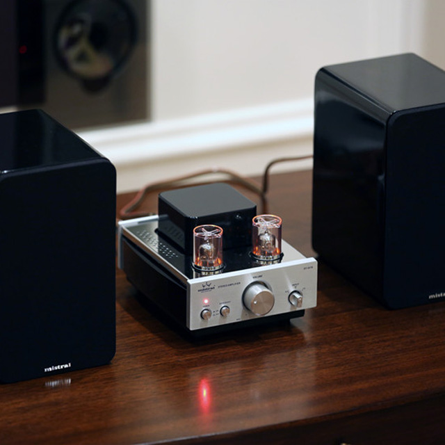Professional Digital Hi-Fi Stereo Vacuum Tube Power Amplifier For Home