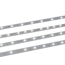 광 디퓨젼 막 Lamp Shades Metal Frame 2835 SMD Led Strip