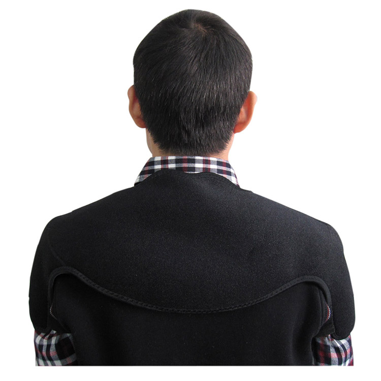 alibaba china manufacturer infrared magnetic electronic neck and shoulder warmer