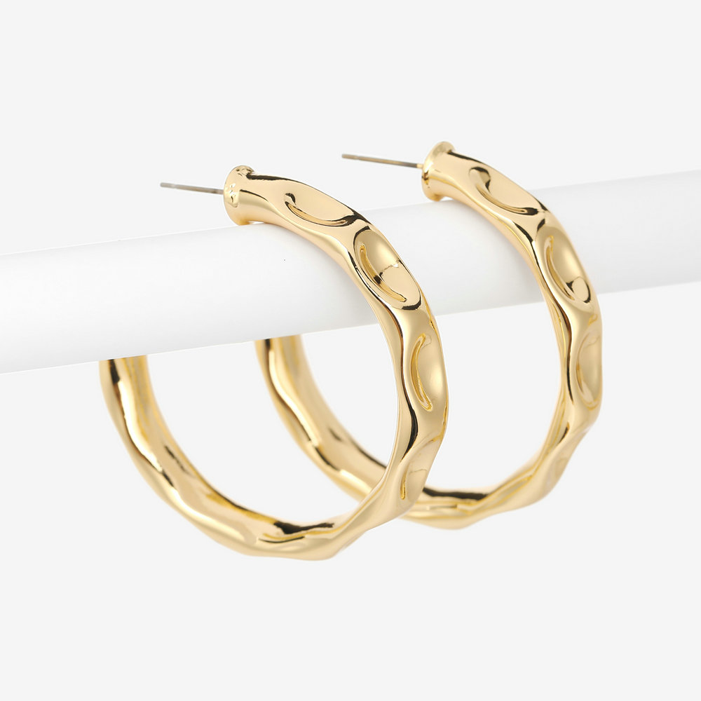 Handmade Indian Jewelry Black Plan Beads Brass Metal 32 Grams Jhumka//Earring 2 Trending