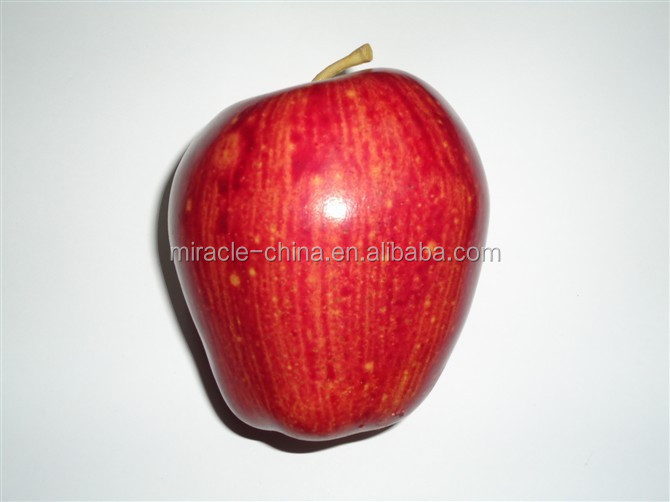 Artificial promation apple for fruit market decoration