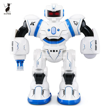 Remote Control Intelligent Induction Robot Children's Toys