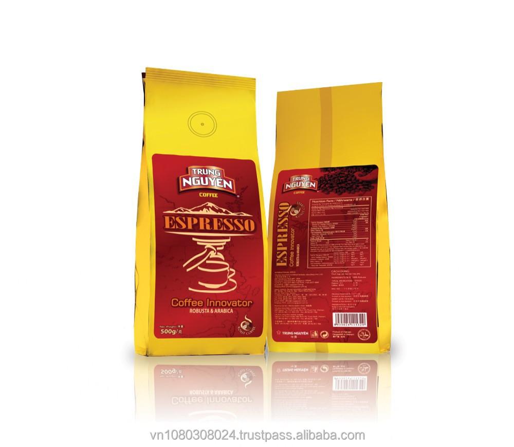 Trung Nguyen Espresso Innovator Coffee (robusta & Arabica)