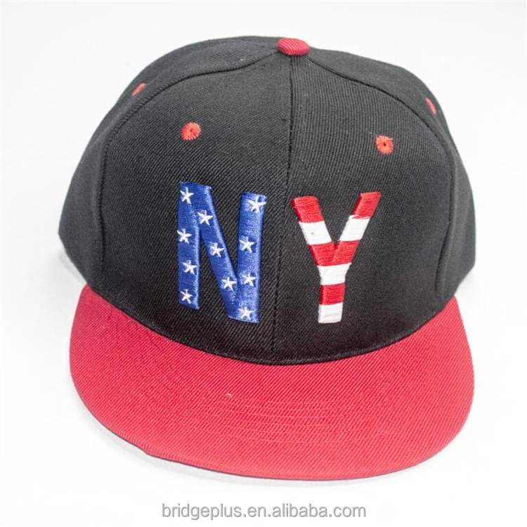 Custom hotsellHI-Q fashion embroidery New York NY dad baseball cap hat