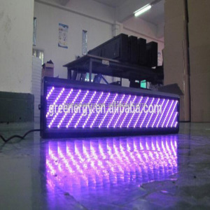 electronic message led outdoor mini traffic led display screen with different colors