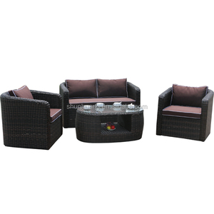 new style wicker patio furniture pool rattan sofa