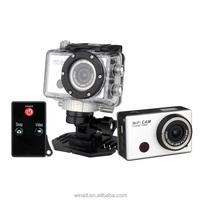 1,080P 30fps HD record Built-in WiFi Waterproof Digital Camera with 2.4
