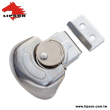 TS-156-2 Stainless Steel Rotary Toggle Latch with Keeper