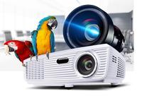 VIVITEK overhead fixed light projector lens