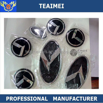 Full sets custom car logos black emblems for k3 k5 buy car full sets custom car logos black emblems for k3 k5 sciox Gallery