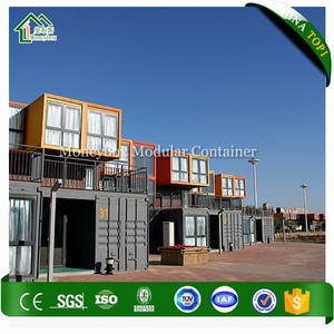 Moneybox China Supplier Hotel Container House