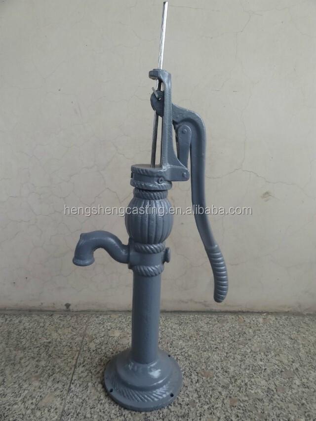 cast iron house indoor garden tools hand pump water pump. Black Bedroom Furniture Sets. Home Design Ideas