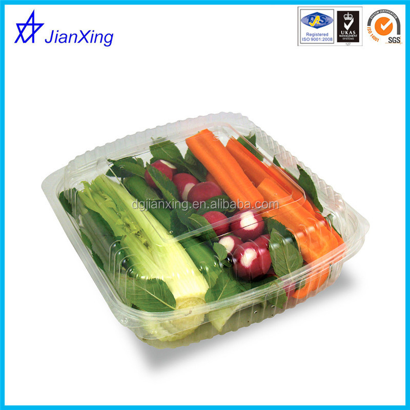 Plastic Fruit vegetable Keeping Storage Container