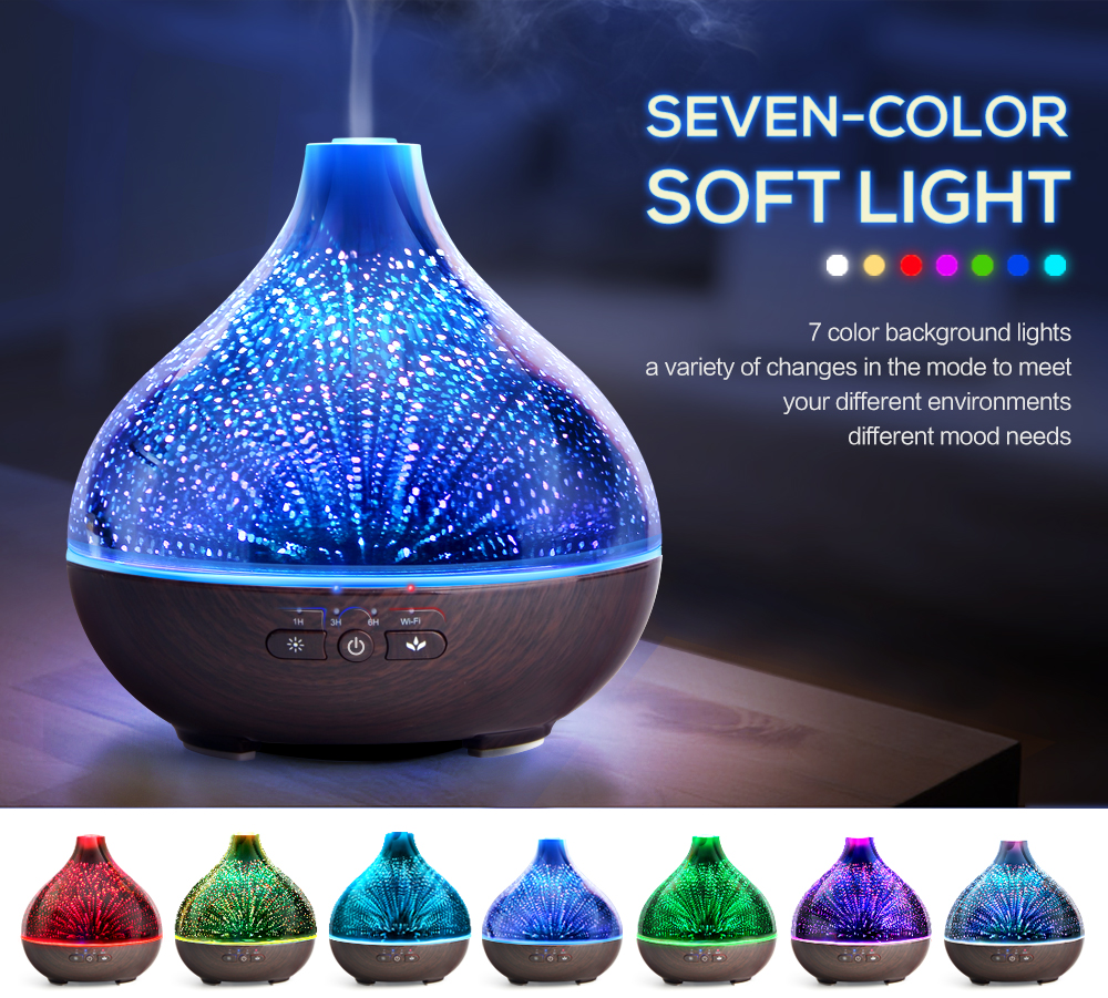 where to buy essential oil diffuser which can work with Amazon echo ,dot ,tap and home kit