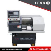 mini cnc lathe machine with linear guiderail