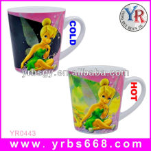 colour changing mug 11oz/mug sublimation for present