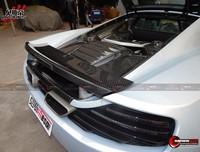 2011-2014 Mclaren Mp4 12c 650s Oem Style Rear Spoiler Trunk ...