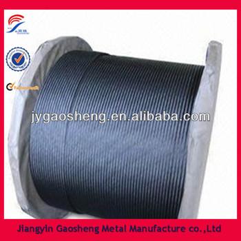 7x19 Stahlkern Verzinktem Kabel& Seil - Buy Product on Alibaba.com