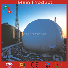 hot sale Double membrane gas holder storage biogas and gas
