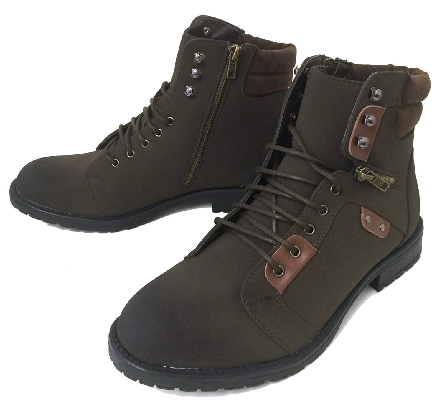 b82a61795e07a Cheap Brown Lace Up Military Boots, find Brown Lace Up Military ...