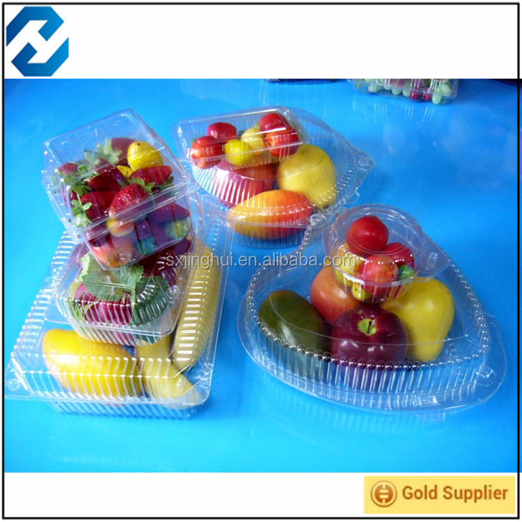 Fruit Packing Container China Manufacturer Fruit Salad Box
