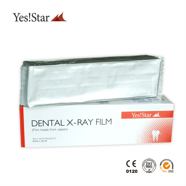 Yestar dental x-ray film xray accessories digital x ray dental