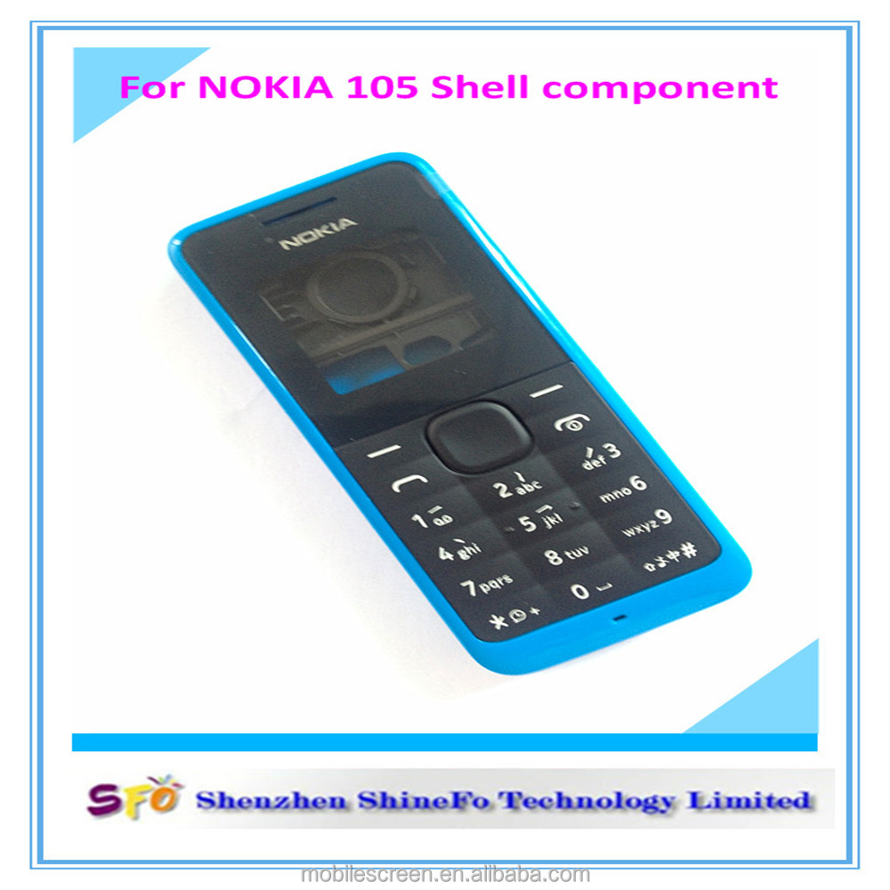 Complete Full housing for NOKIA 105