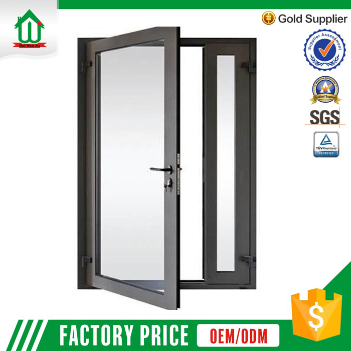 Factory wholesale double glass lowes french doors exterior