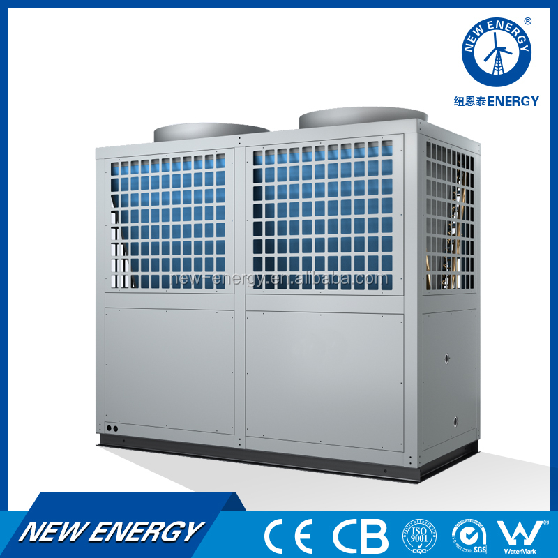 High cop low price R407c commercial monoblock 72kw china evi heat pump