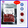 Wholesale Bags 1.5mm Loose Small Size CZ Gemstone Round Shape Dark Garnet Cubic Zirconia Stone