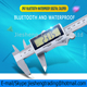 "Electronic Digital Caliper IP67 Waterproof 0-150mm 0-200mm 0-300mm 6"" 8"" 12"" Bluetooth Vernier Caliper"