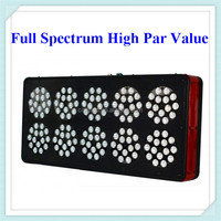 2014 Top Rated High power 450w CIDLY 10 Led grow light review led lights for hydroponic grow systems