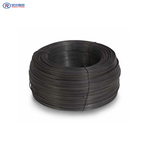 High Quality Construction iron Cut Binding Tie MS Black Annealed Wire