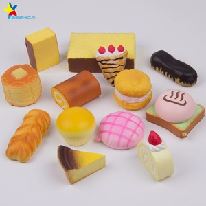 Hot Selling Mini Cake Squishy Sets Scented Japan Squishy toys Mochi Squishy customized