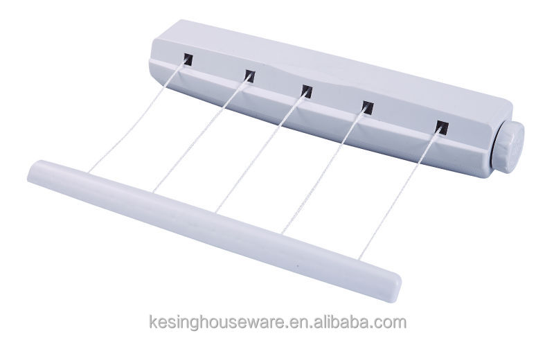 Wonderful Home Hotel Indoor Outdoor Housekeeping Laundry Retractable Clothes Line/Dryer/  Accessories/Airer /