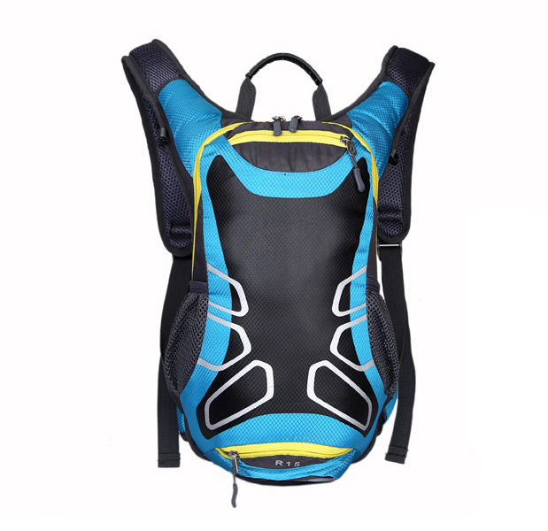 2015 Newest 15L Hot Waterproof Nylon Cycling Bicycle Bike Backpack Ultralight Sport Outdoor Riding Travel Mountaineering Bag