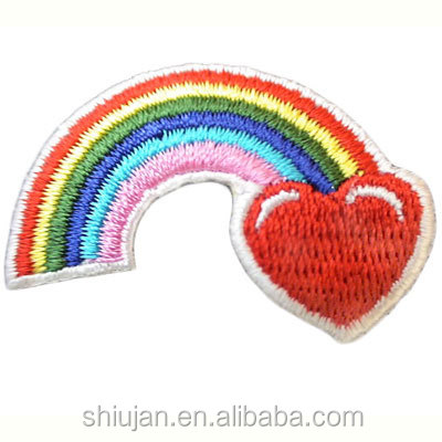 Small Size Embroidery Applique Design / Embridery Red Heart Shape ...