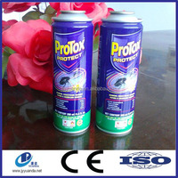 Empty aerosol tin cans sale for insecticide