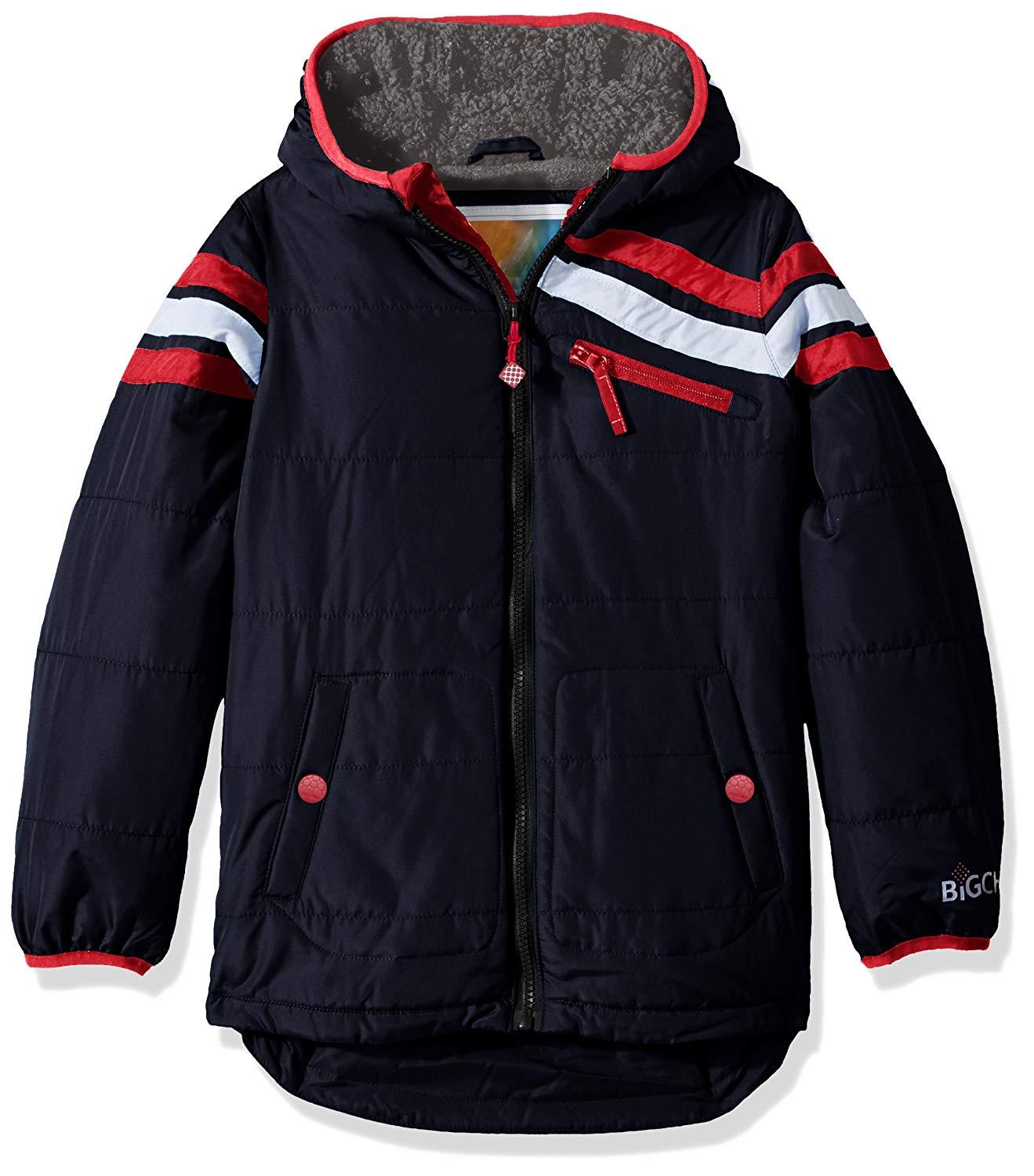 Big Chill Little Boys Midweight Jacket
