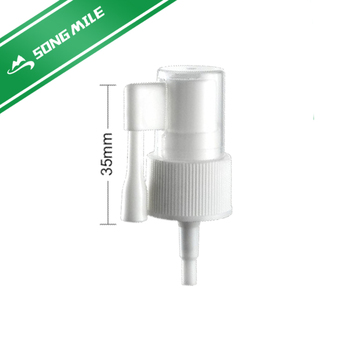 Nasal Allergy Symptom Controller for Sterile plastic nasal spray bottles
