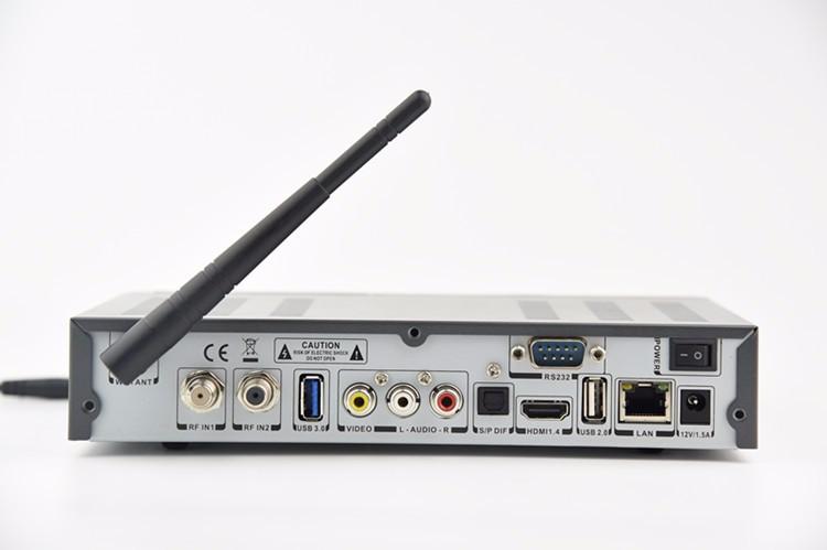 Streambox A8 Plus Google Tv Dvb-s2 Mpeg-4 Hd Twin Tuner Satellite ...