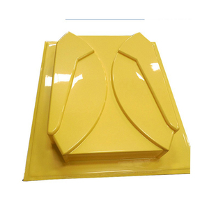 One stop Factory Supply thermoforming ABS PS HDPE PMMA PC PET The Largest Size Product 6mX2.2mX1m, Tooling,Painting,5-axis CNC