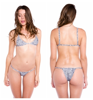 Sexy girl bikini bra
